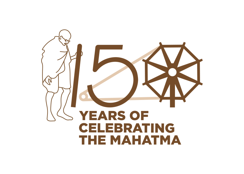Commemoration of 150th birth anniversary of Mahatma Gandhi